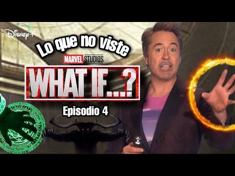 Download WHAT IF? Episodio 4   Lo que no viste Referencias   Easter Eggs por Tony Stark