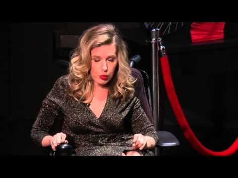 Every body: glamour, dateability, sexuality & disability | Dr. Danielle Sheypuk | TEDxBarnardCollege