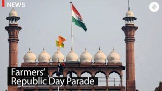 Farmers republic day parade: How a peaceful rally turned violent