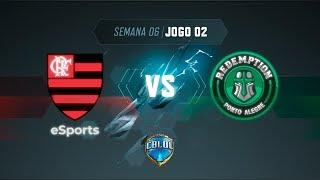 CBLoL 2019: Flamengo x Redemption (Jogo 2) | Fase de Pontos - 1ª Etapa