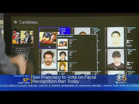 San Francisco Considers Ban On Facial Recognition Technology