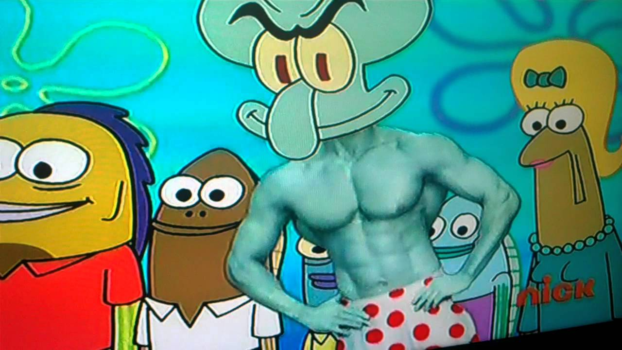 Is Squidward Gay - Youtube-1774