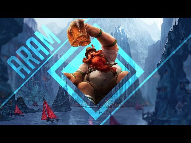 League of ARAM #03: Gragas (CZ/Full HD/60FPS)