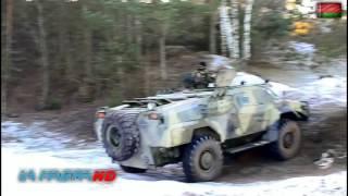 Caiman - Кайман МБТС - New Light Armoured Reconnaissance Vehicle
