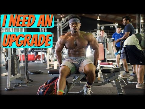 I Need An Upgrade..   Low Motivation..