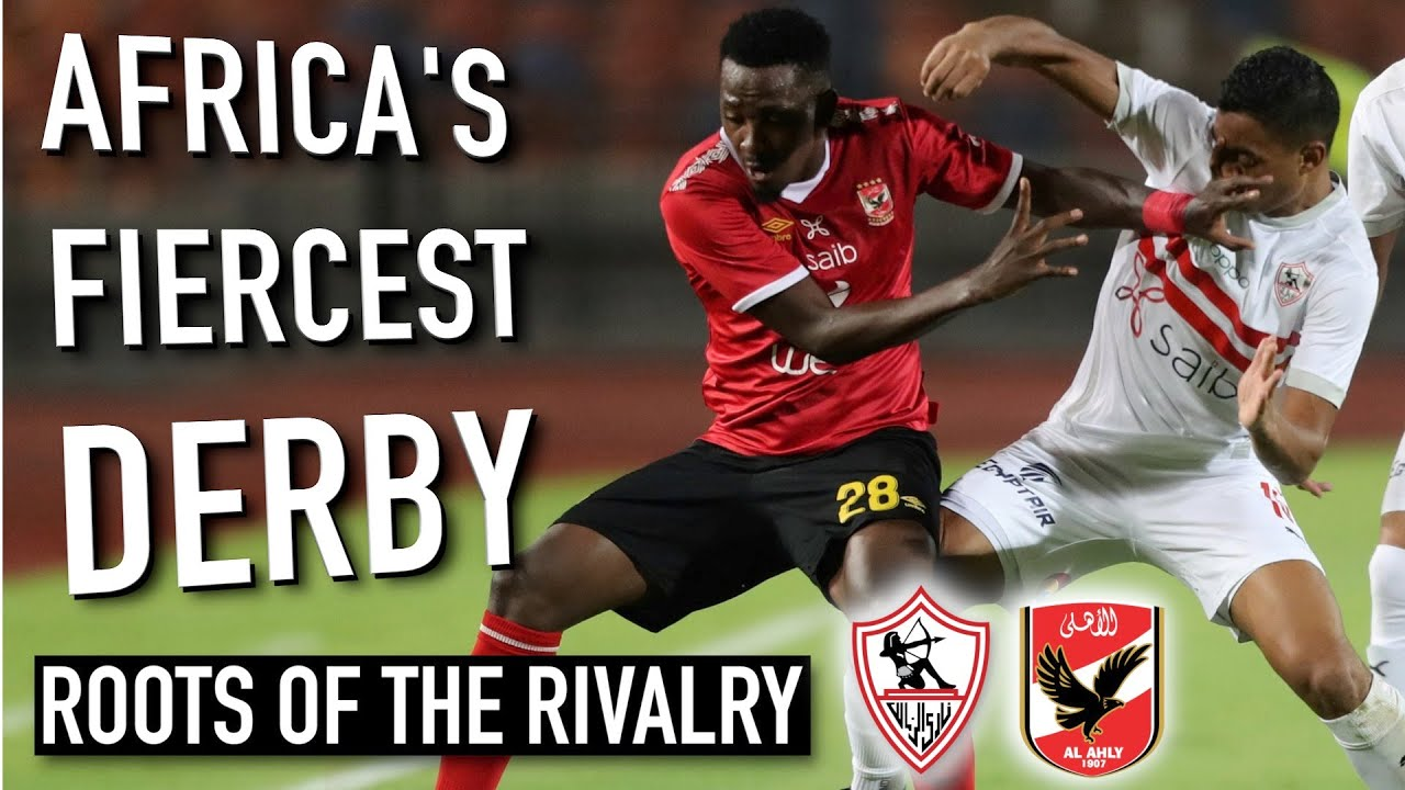 Al Ahly vs Zamalek: The Cairo Derby | Africa's FIERCEST Rivalry (Roots of the Rivalry)