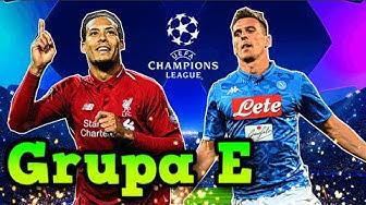Grupa E, Liga Mistrzów 2019/2020