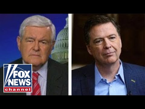 Gingrich: Comey has been shrinking with every interview