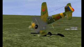 IL2: 1946 Crashes #1 P2