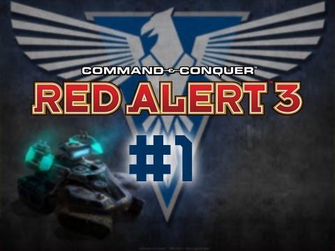 Red Alert 3 Let's Play - Allies - Brighton Beach