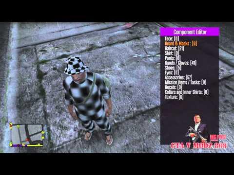 GTA V MODDED ACCOUNT CUSTOM OUTFITS TU27 / 1.27 JTAG RGH XBOX 360