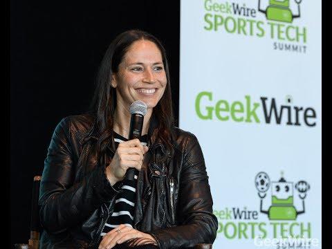 Women's basketball legend Sue Bird talks technology, wearables, sleep, and more