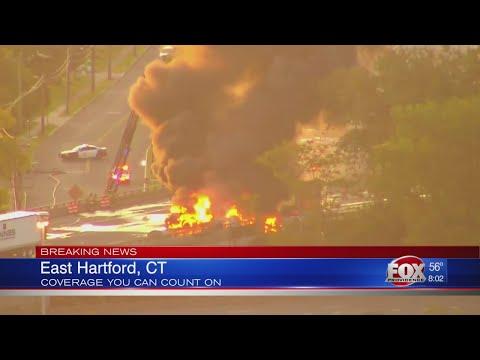 East Hartford Accident