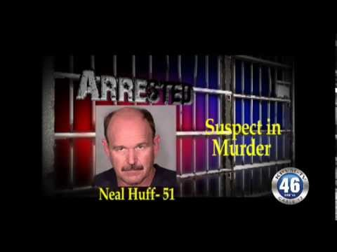 09302013 Murder Arrest Neal Huff