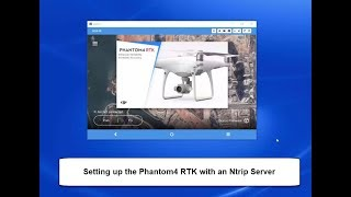 How to set up the d rtk 2 mobile station