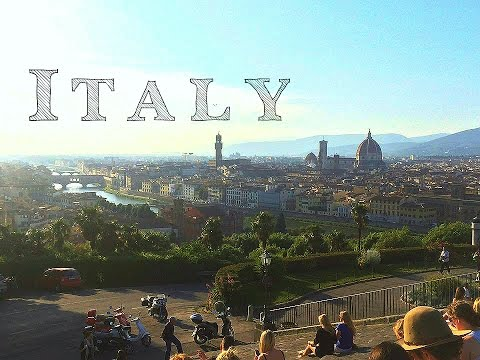 GoPro: Italy 2015 (Study Abroad + Expo Milano) WATCH IN HD