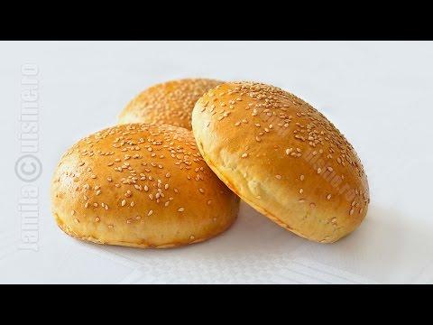 Chifle pentru hamburger | JamilaCuisine