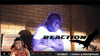 Deji - Danielle Broccoli (Official Music Video) - REACTION