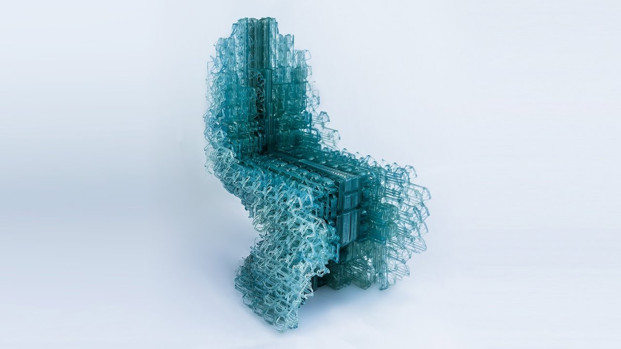 Voxel Chair V1 0 By Design Computation Lab Youtube