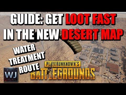 PUBG Miramar map guide: The best spots so far   PC Gamer