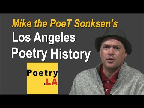 Download L.A. Poetry History - Mike the PoeT Sonksen