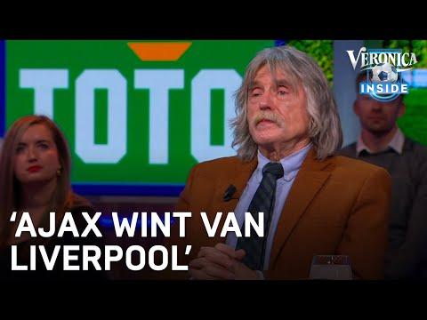 Toto-voorspelling: 'Ajax wint van Liverpool' | VERONICA INSIDE