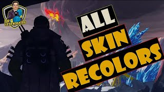 All Skin Recolors SINCE GAME LAUNCH! 【except 5】 【Apex Legends】
