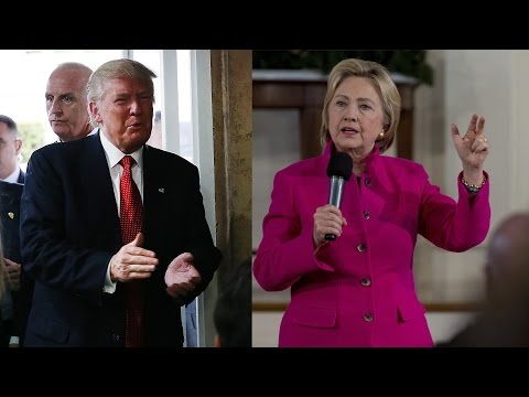 A 1-Minute Guide to the Second Clinton-Trump Debate