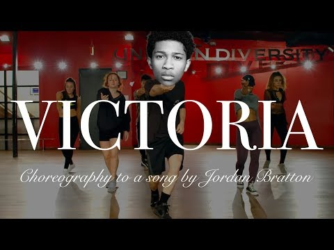 """VICTORIA"" by Jordan Bratton   Millennium Dance Complex   Erik Hall Choreography Video"