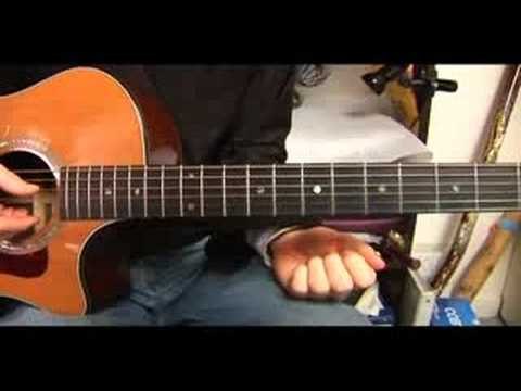 guitar music theory : guitar music theory: major 6th interval