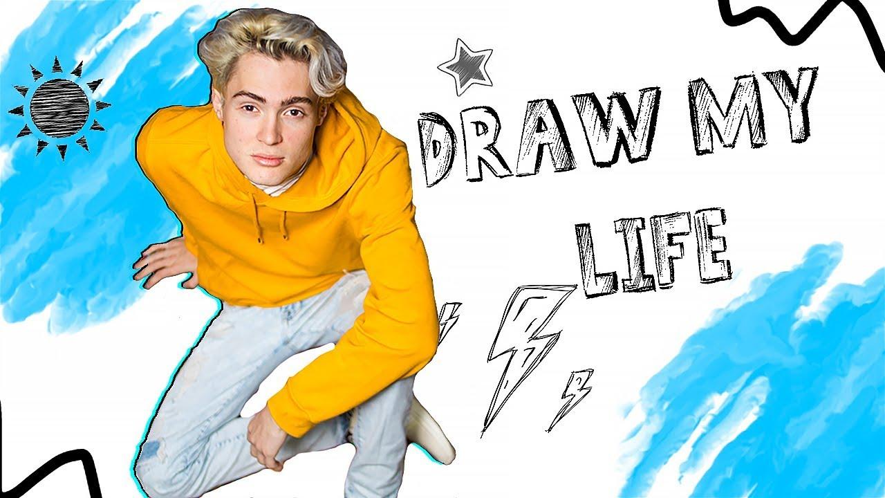 draw-my-life-zacharyzaxor
