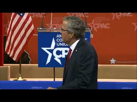 Jeb Bush talks immigration, common Core at CPAC