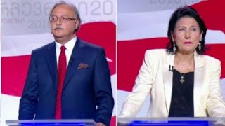 Итоги выборов в Грузии. Live