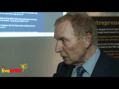Interview with Sir Tom Farmer (Founder of Kwik Fit)