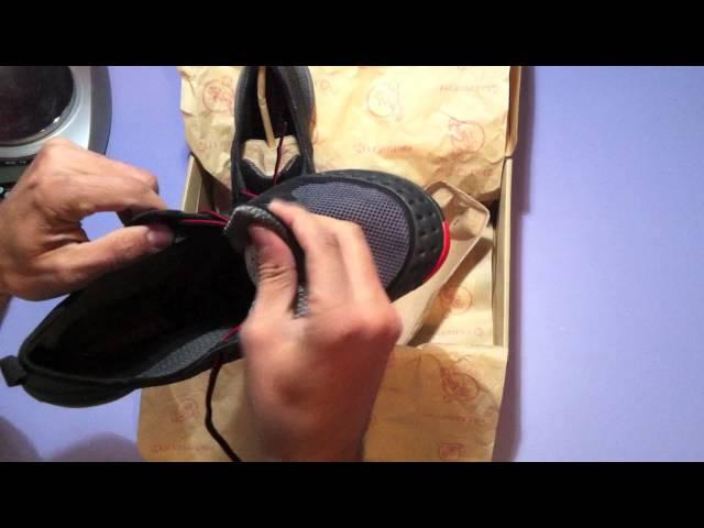 Merrell Road Glove, unboxing y primeras impresiones