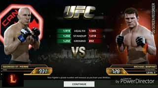 Best UFC android game play and tips