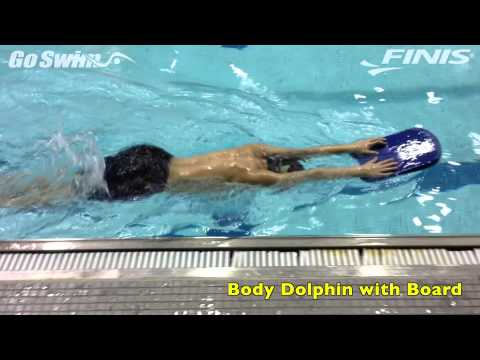 Drill of the Week - Body Dolphin with Board
