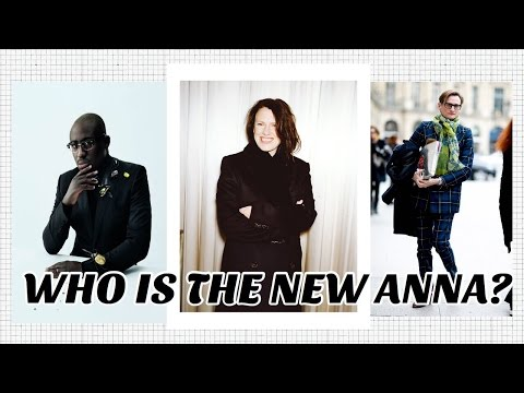 Who Will become the Next Editor in Chief of British Vogue? (It's Edward Enninful)