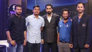 Cricket Heroes LIVE - Gyanendra, Sharad, Basant, Binod - Full Episode - Ruslan Cricket