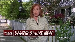 Federal Housing Finance Agency to buy mortgages in forbearance amid coronavirus pandemic