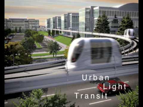 ULTra PRT sustainable transit 2
