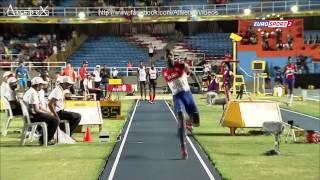 Triple jump boys 2015 world youth championships
