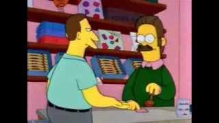 El forro de Los Simpsons (Just Stamp the Ticket Man) español latino