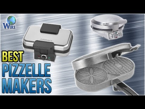 7 Best Pizzelle Makers 2018