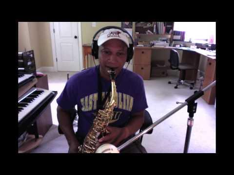 Happy Birthday - Alto Sax -  (James E. Green)