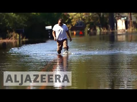 Death toll rises post-Hurricane Matthew in US state of North Carolina