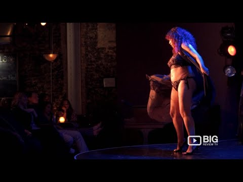 Uptown Underground, a Night Club in Chicago IL for Cabaret, Burlesque Show or for Comedy Show