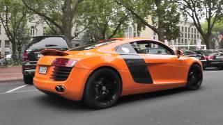 Best of Audi R8 V8 / V10 Sound!