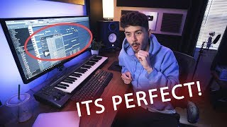 ITS SO PERFECT! (Making a Beat FL Studio)