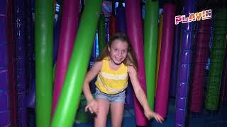 Play-in Utrecht is het grootste indoor familiecentrum van Nederland